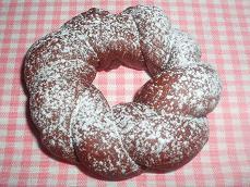 焼きチョコドーナツ1