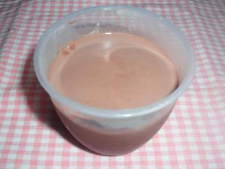 チョコプリン1