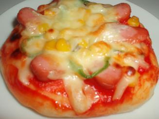 冷凍ピザパン