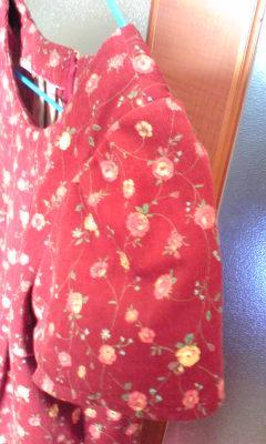 ワンピース 袖