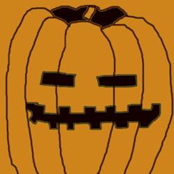 不思議鏡の大広間 かぼちゃ