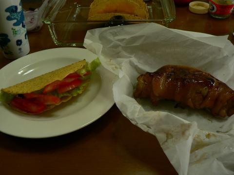 2009年7月2日夕食
