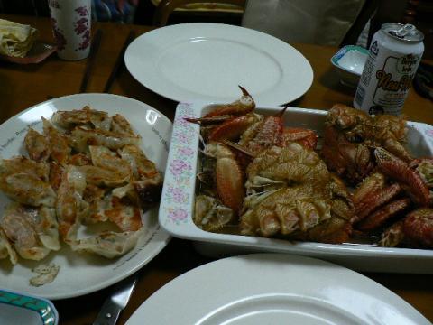 2009年1月7日夕食