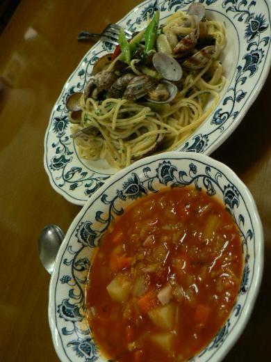 2009年6月8日夕食