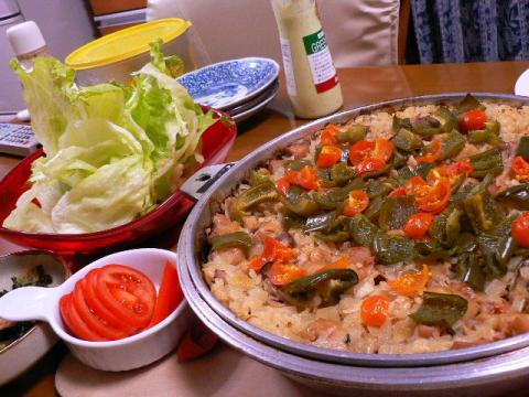 2008年12月10日夕食