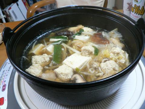 2008年11月11日夕食