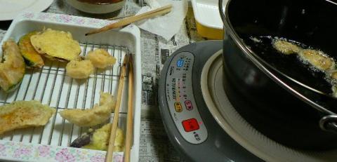2008年10月12日夕食