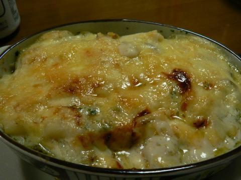 2008年9月13日夕食