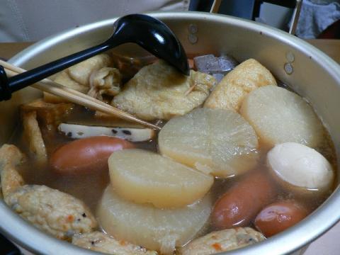 2009年1月14日夕食