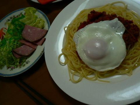 2008年10月15日夕食