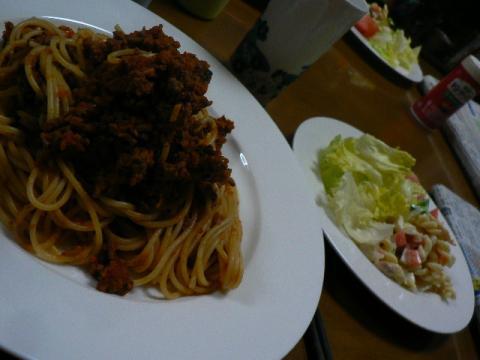 2008年12月19日夕食