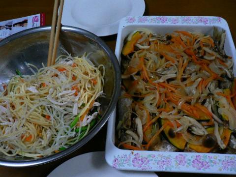 2008年3月20日夕食