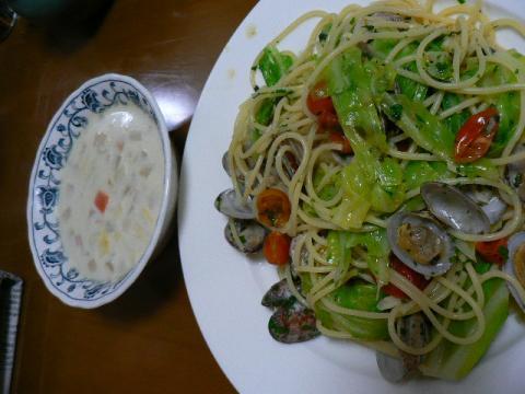 2009年1月23日夕食