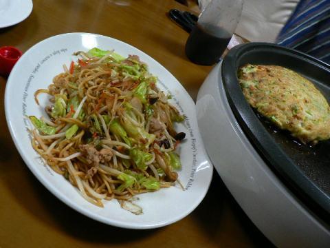 2008年12月24日夕食