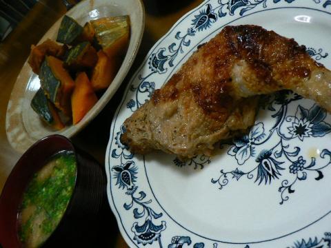 2009年2月25日夕食