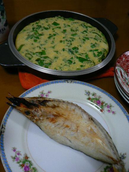 2008年12月29日夕食