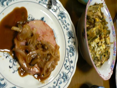 2008年9月30日夕食