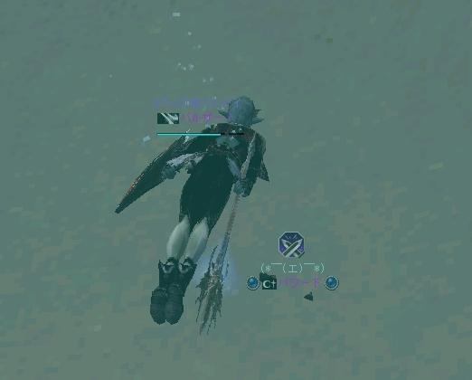 水中戦7311