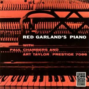 Red Garlands Piano
