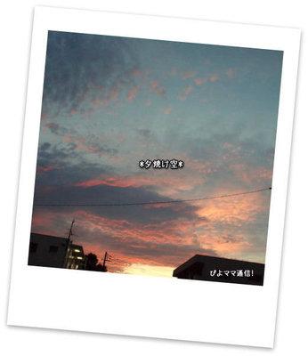 夕焼け[1][1]