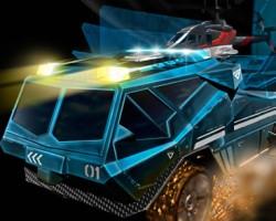 Silverlit Heli Mission SWAT Truck