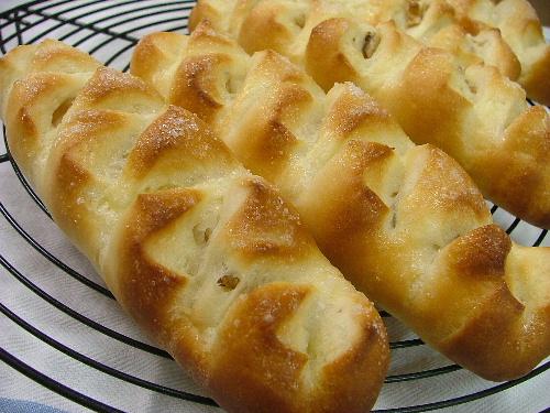 くるみバターシュガーパン