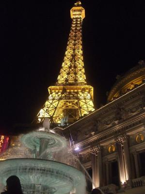 Paris前