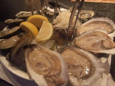 Oystar Barで