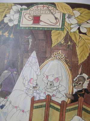 ネズミの花嫁