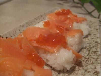 なんちゃって寿司