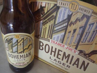 TJのビール