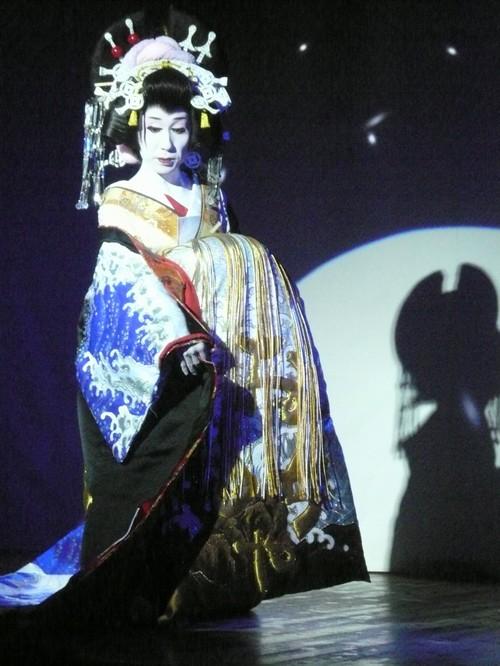 花魁ショー (27)