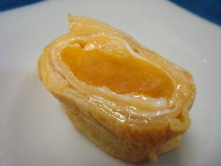 かぼちゃ入り卵焼き