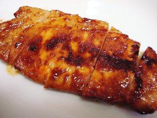 豚肉のコチュジャン漬け焼き