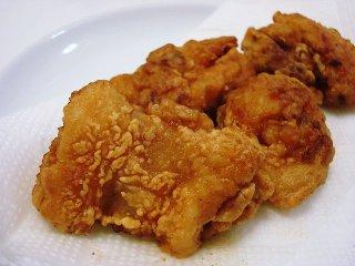 唐揚げ(コチュジャン風味)