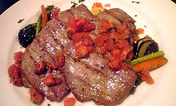 豚フィレ肉のスカロッパ