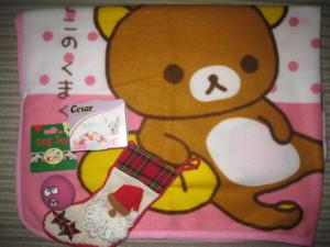 1224 002 くるみのクリスマスプレゼント