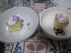 1224 0014 マロくるのケーキ