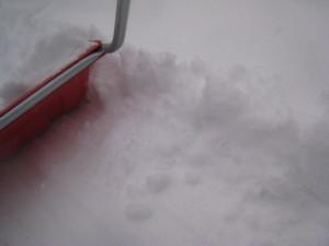 0226 002 雪かき中その2