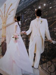 0321 001 結婚式の写真