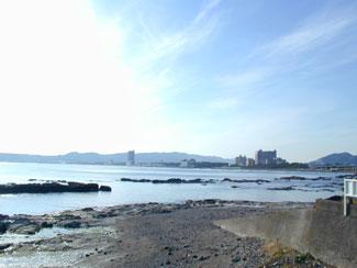 kamogawa_sea