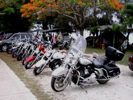 サイパンのバイクチーム