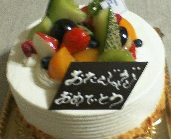 """Happy♪(*^-^)ノ"""" Birthday"""