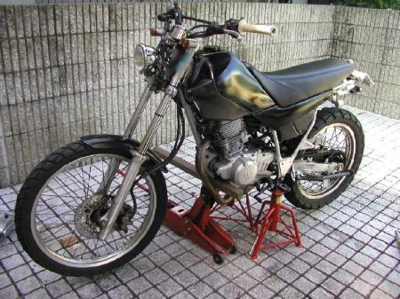 serow225 ジャッキ