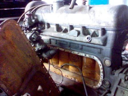 w189 エンジン
