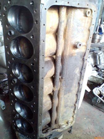 ベンツ M189 エンジン 2
