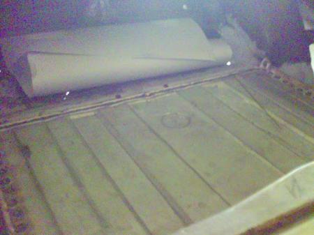 w111 トランク