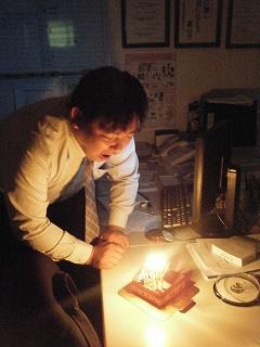 K2の誕生日