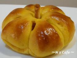 かぼちゃパン3