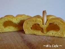 かぼちゃパン2